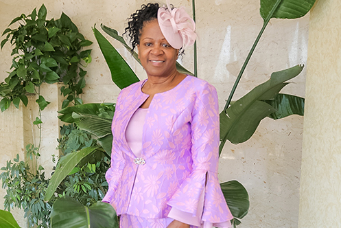 Rev. Angela Swaby, Co-Pastor