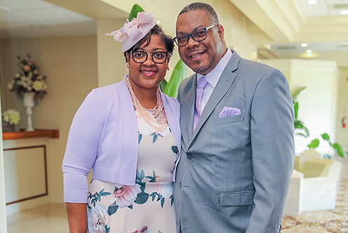 Missionary Janice Brown & Deacon Sean Brown